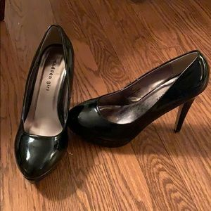 Patent Leather Madden Girl Pumps